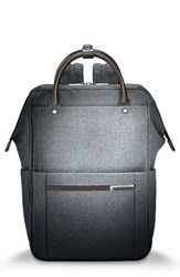 Briggs And Riley Men's Kinzie Street Backpack Grey