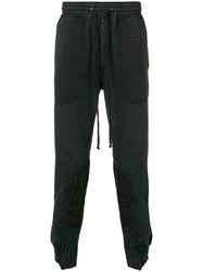 Damir Doma Drawstring Track Trousers Black