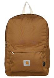 Carhartt Wip Watch Rucksack Hamilton Brown