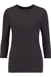 Pringle Of Scotland Cashmere Sweater Charcoal