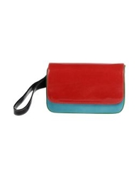 Vicini Handbags Red