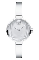 Movado Women's 'Edge' Bracelet Watch 28Mm
