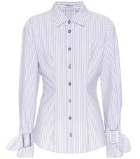 Opening Ceremony Cotton Blend Shirt White