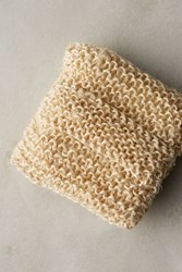 Anthropologie Sisal Body Scrubber Honey