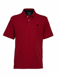 Raging Bull Men's New Signature Polo Red