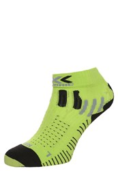 X Socks Xbionic Effektor Sports Green Lime Black Neon Green