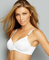 Vanity Fair Beauty Back Full Coverage Wireless Bra 72345 Star White