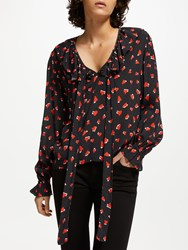 Lily And Lionel Joni Girl Crush Top Black