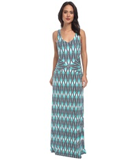 Tart Alta Maxi Dress Mint Diamond Women's Dress Green