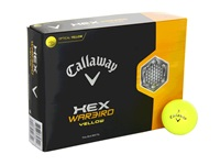 Callaway Hex Warbird Yellow Athletic Sports Equipment