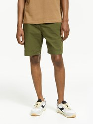 John Lewis And Co. Drawcord Ripstop Shorts Green
