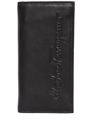 Salvatore Ferragamo Kentucky Signature Leather Wallet