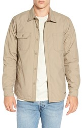 Rvca Men's 'Cpo' Nylon Shirt Jacket