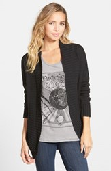 Junior Women's Element 'Monterey' Cardigan Black