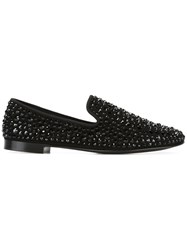 Giuseppe Zanotti Design Marvin Loafers Black