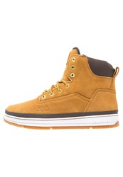 K1x State Sport Laceup Boots Barley Brown