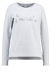 Bench Sweatshirt Summer Grey Marl Mottled Grey