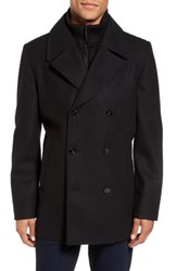 Vince Camuto Dock Peacoat Heather Grey