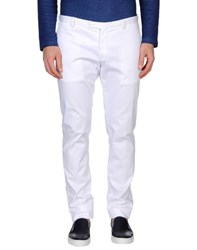 Germano Trousers Casual Trousers Men White