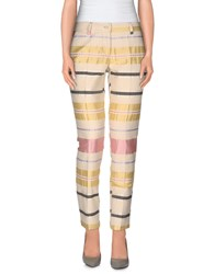 Noshua Trousers Casual Trousers Women Ivory