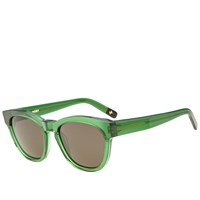 Dick Moby Cpt Sunglasses Green