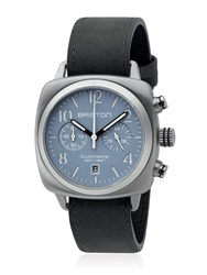 Briston Clubmaster Chrono Steel Watch