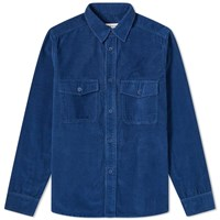 A Kind Of Guise Chambers Shirt Blue