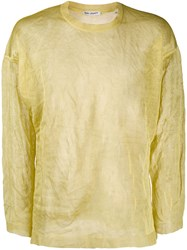 Our Legacy Lightweight Crinkled Knit Sweater 60