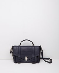 Proenza Schouler Ps1 Shoulder Bag Indigo