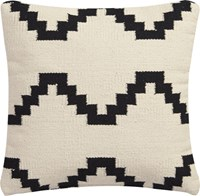 Cb2 Zbase 16'' Pillow With Feather Insert
