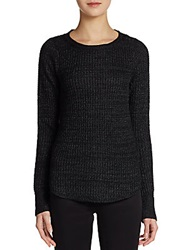 Tahari Tyrian Sweater Black