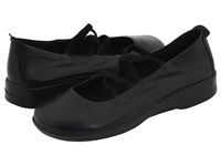 Arcopedico Vegas Black Women's Flat Shoes