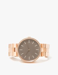 Uniform Wares M35 Rose Gold Bracelet Watch