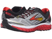 Brooks Ghost 9 Alloy High Risk Red Black Men's Running Shoes Gray