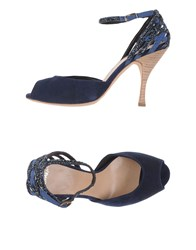 Maliparmi Footwear Sandals Women Blue