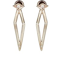 Wendy Nichol Women's Pyramid Earrings No Color