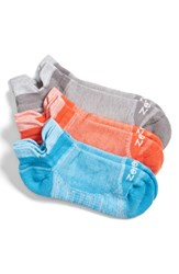 Women's Zella Tab Back Running Socks 3 Pack