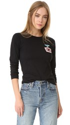 Michaela Buerger Long Sleeve T Shirt Black