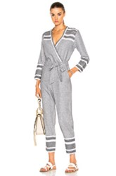 Dodo Bar Or Miriam Jumpsuit In Abstract Black White Abstract Black White