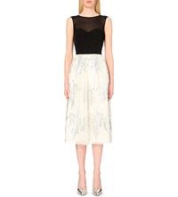 Ted Baker Karli Ballerina Dress Black
