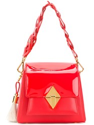 Me Moi Virna Shoulder Bag Red