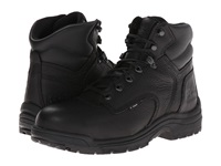 Timberland Titan 6 Safety Toe Blackout Full Grain Leather Men's Work Lace Up Boots