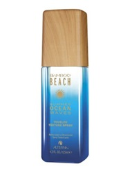 Alterna Bamboo Beach Summer Ocean Waves Texturizing Spray 4.2 Oz.