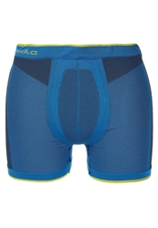 Odlo Evolution Light Greentec Shorts Campanula Black Grey