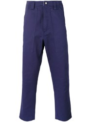 Societe Anonyme 'Jack' Trousers Blue