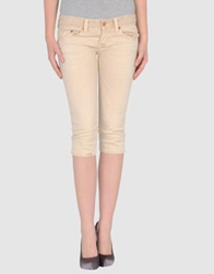 Care Label 3 4 Length Shorts Sand