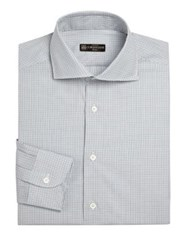 Corneliani Regular Fit Dress Shirt Blue