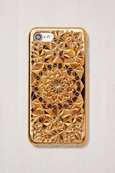 Urban Outfitters 3D Kaleidoscope Iphone 7 8 Case Rose