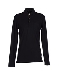 Daks London Polo Shirts Black