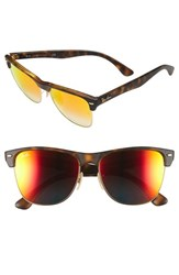 Men's Ray Ban 'Clubmaster' 57Mm Sunglasses